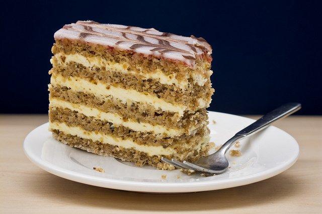cмачний торт рецепт