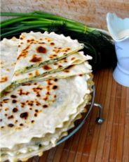 Плоский індійський хліб Паратха - простота приготування і подачі