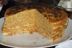 Рецепт торт в вафельнице рецепт