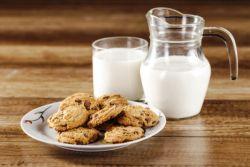 Печиво на молоці