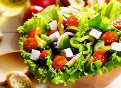 салат з бринзою рецепти