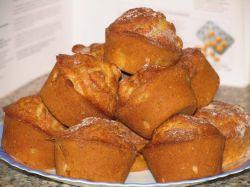 Рецепты кексов в домашних условиях в кефире 658