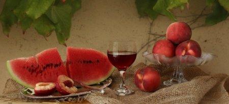 Кавунове вино