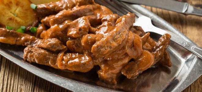 Как быстро приготовить ужин из мяса быстро и вкусно рецепты