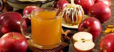 Яблучний квас в домашніх умовах